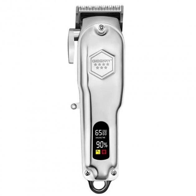 Професійна Машинка Для Стрижки Волосся Geemy Gm-866 Акумуляторна Від Мережі - зображення 1