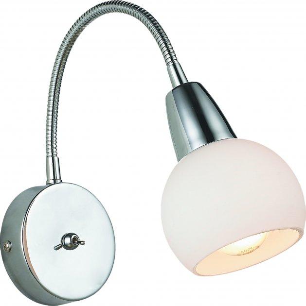 Світильник спотовий Altalusse INL-9333W-11 Chrome Е14 1x40 Вт - зображення 1