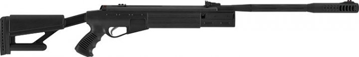 Пневматическая винтовка Hatsan AIRTACT Vortex газовая пружина перелом ствола 305 м/с - изображение 1