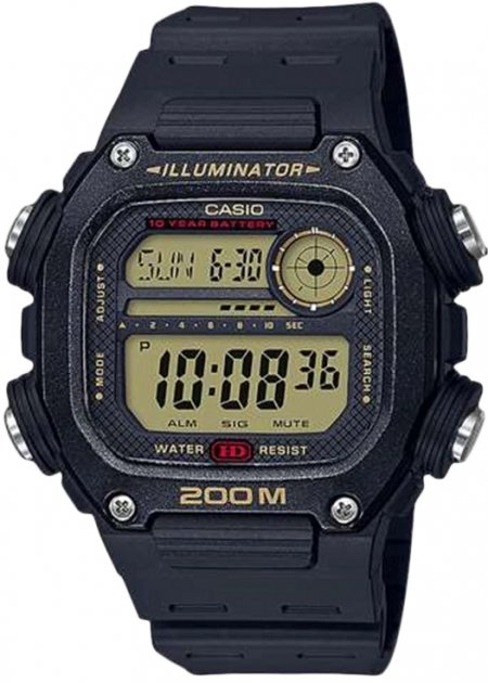 Мужские часы CASIO DW-291H-9AVEF - изображение 1