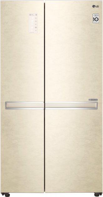 Side-by-side холодильник LG GC-B247SEDC - изображение 1