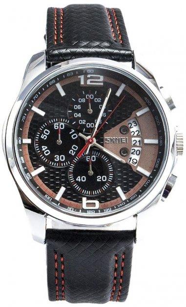 Мужские часы Skmei 9106 Red BOX (9106BOXRD) - изображение 1
