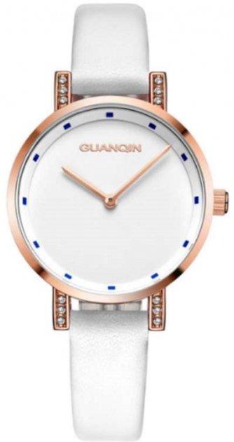 Жіночий годинник Guanqin Gold-White-White GS19111 CL (GS19111GWW) - зображення 1