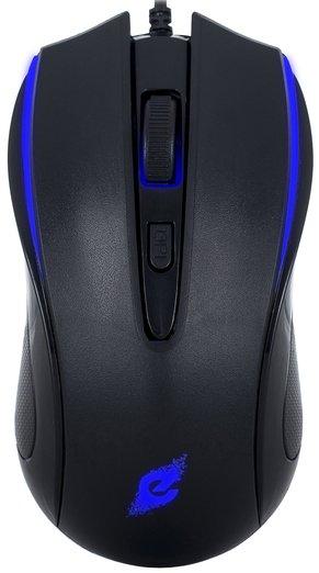 Мышь Ergo NL-420 USB Black - изображение 1