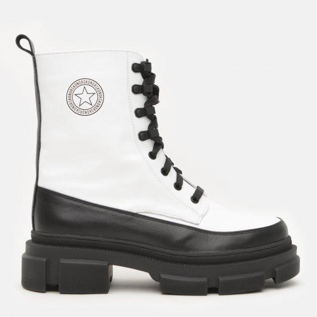 Ботинки Konors М 3685-1.25-1.19 38 24,4 см Белый/Черный (KN2000000489667)