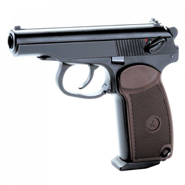 Пневматичний пістолет KWC PM (KWC KM44dhn) - зображення 1