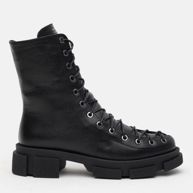 Ботинки Konors А-40/1/1 37 24.2 Черные (2000000477572)