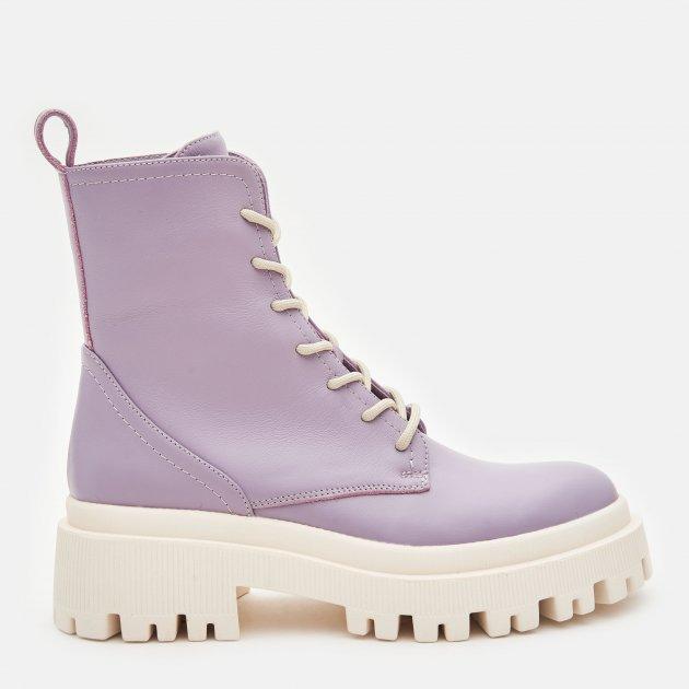 Ботинки Melly BO64569027 38 25 см Лиловые