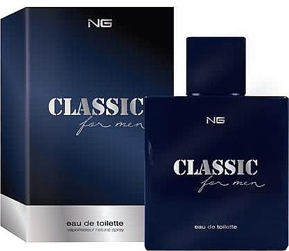 Туалетная вода для мужчин NG Perfumes Classic Men 100 мл (8719214751203) - изображение 1