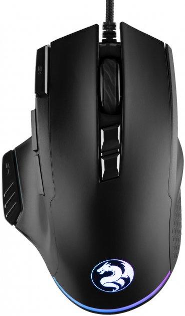 Миша ігрова 2E Gaming MG330 RGB USB Black (2E-MG330UB) - зображення 1