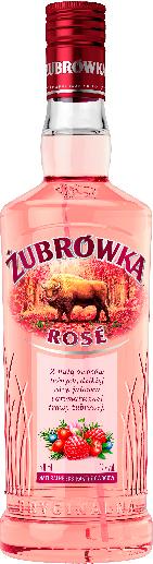 Настоянка Zubrowka Rose 0.5 л 32% (5900343007900) - зображення 1
