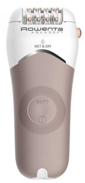 Эпилятор ROWENTA Aquasoft Wet&Dry EP4930 - изображение 1