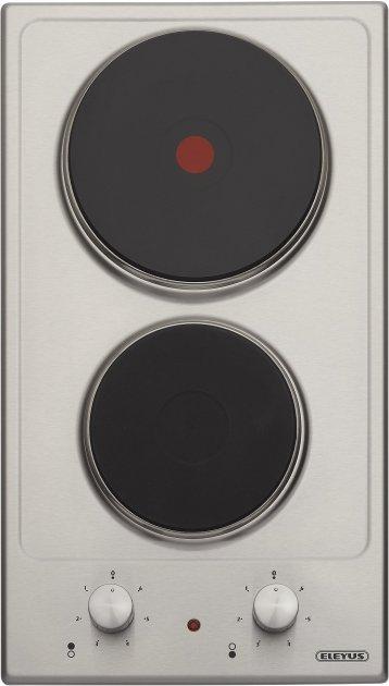 Варильна поверхня електрична Domino ELEYUS GERDA 301 IS H - зображення 1