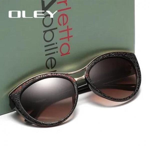 Женские солнцезащитные очки OLEY с поляризационным покрытием, Original (OL 4344 К) - изображение 1