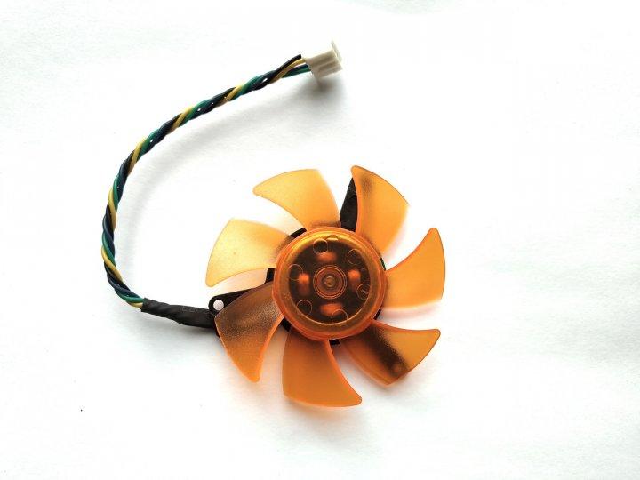 Вентилятор PowerLogic для видеокарты Zotac PLD05010S12L (PLD05010S12H FD5010U12S) №61.1 - изображение 1