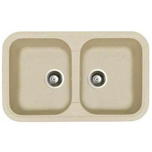 Гранітна мийка кухонна Ankara Premium XL Цукру - зображення 1
