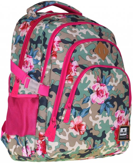 Рюкзак Safari Uni-Peak 44 x 30 x 17 см 23 л (20-149L-2/8591662001495) - изображение 1
