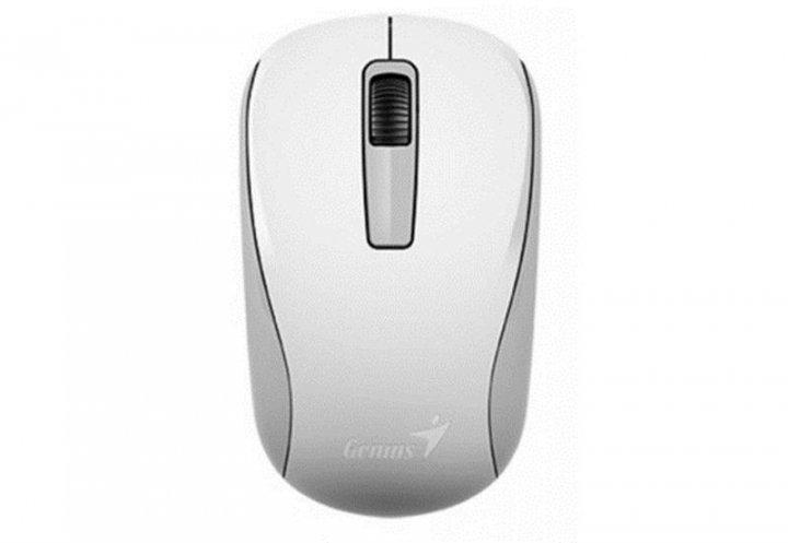 Мышь беспроводная Genius NX-7005 G5 Hanger (31030013401) White USB - изображение 1