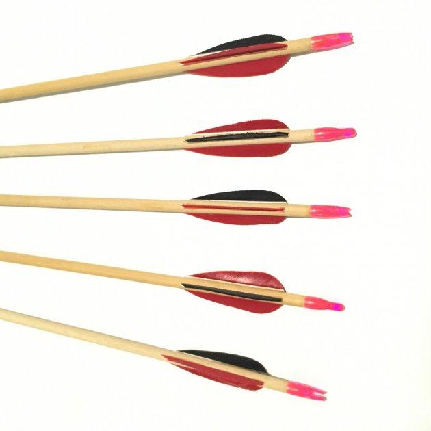 """Стріла дерев'яна ВТ Basic, 4"""", 53D490 - зображення 1"""