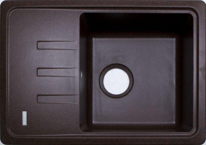 Мойка керамическая Adamant SLIM мокко-12 - изображение 1