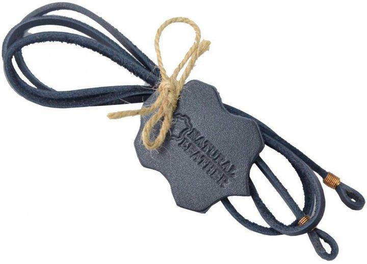 Шнурок для очков Acropolis A-90/14 Темно-синий (ROZ6400002058) - изображение 1