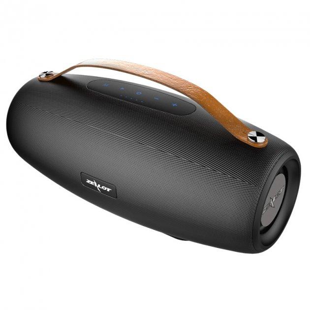 Беспроводная портативная Bluetooth колонка ZeaLot S27 38W 8000mAh AUX USB Черная - изображение 1