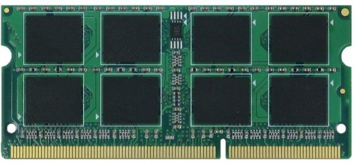 Оперативна пам'ять Exceleram SODIMM DDR3L-1333 8192MB PC3L-10600 (E30214S) - зображення 1