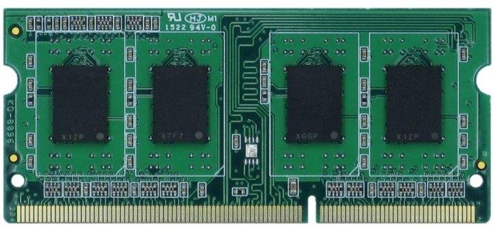 Оперативная память Exceleram SODIMM DDR3L-1333 4096MB PC3L-10600 (E30213S) - изображение 1