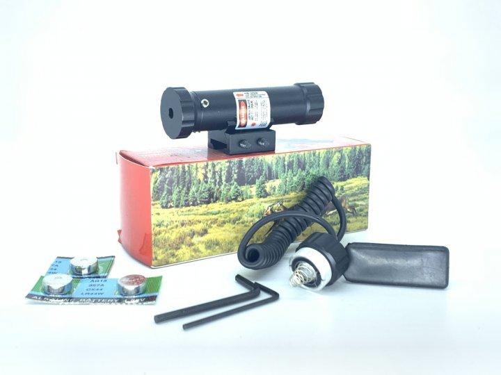 Прицел лазерный Kandar крепление 11мм - изображение 1