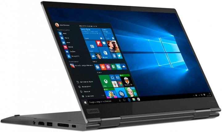 Ноутбук Lenovo ThinkPad X1 Yoga 4th Gen (20QF0022RT) Iron Grey - зображення 1