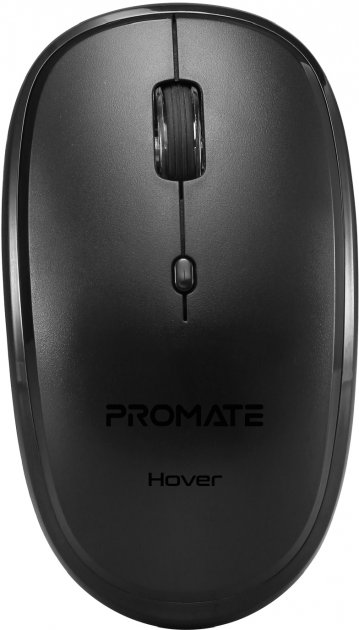 Миша Promate Hover Wireless Black (hover.black) - зображення 1
