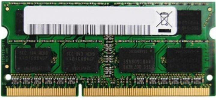 Оперативна пам'ять Golden Memory SODIMM DDR3-1600 2048MB PC3-12800 (GM16S11/2) - зображення 1