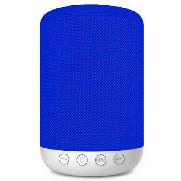 Портативна бездротова акустична колонка Hopestar H34 синя - зображення 1