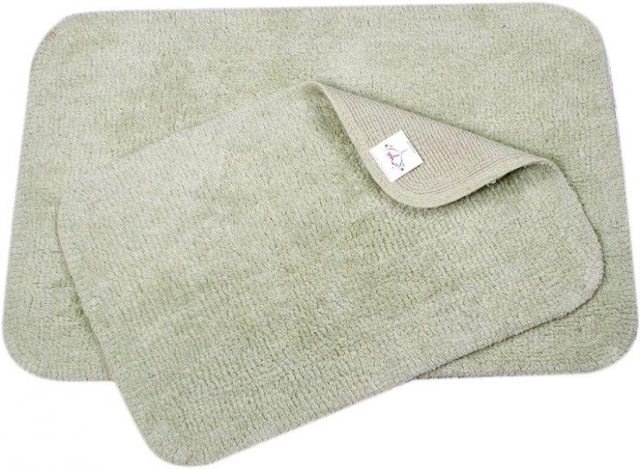 Коврик Irya Basic green зеленый 40х60 (svt-2000022237741) - изображение 1