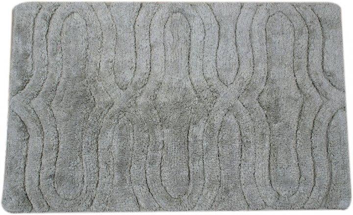 Коврик Irya Vincon grey 50х80 (svt-2000022242486) - изображение 1