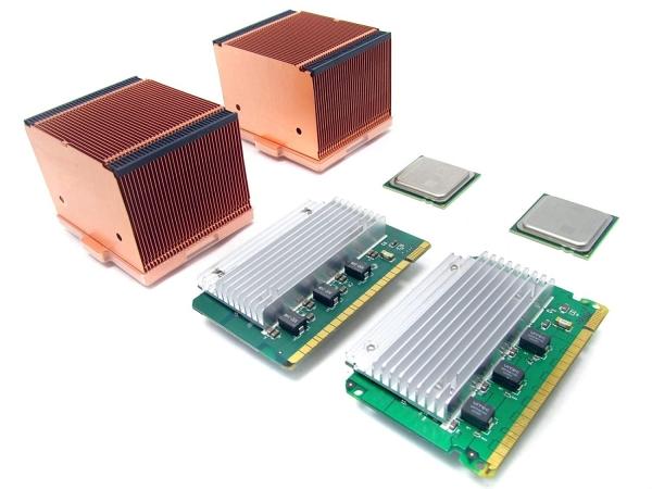 Процессор для сервера HP DL585 Gen5/Gen6 Six-Core AMD Opteron 8431 Kit (539848-B21) - изображение 1