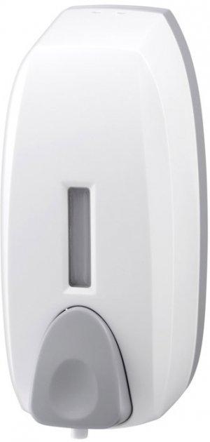 Дозатор для пінного мила BISK P1 02923 750 мл білий - зображення 1