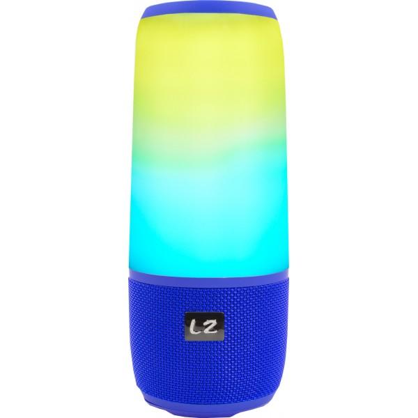 Портативная колонка LZ Pulse P3 Blue (BZ-2952-8496) - изображение 1