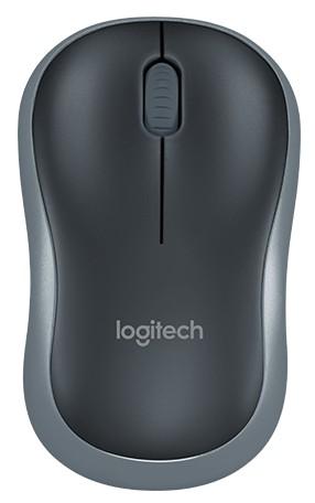 Компьютерная мышь Logitech M185 Grey (910-002238) - изображение 1