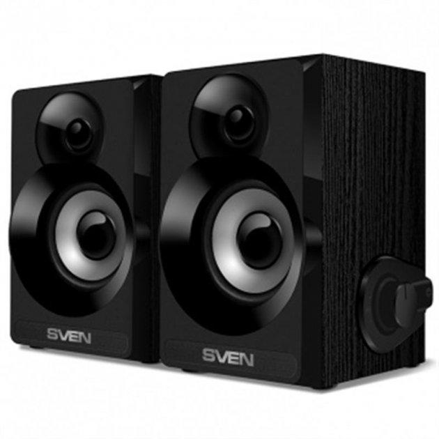 Акустическая система Sven SPS-517 Black - изображение 1
