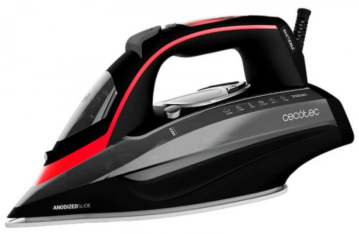 Утюг CECOTEC 3D ForceAnodized 950 Smart i-Pump - изображение 1
