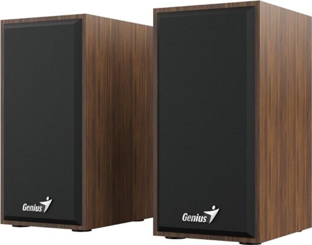 Акустична система 2.0 Genius SP-HF180 Wood (31730029400) - зображення 1
