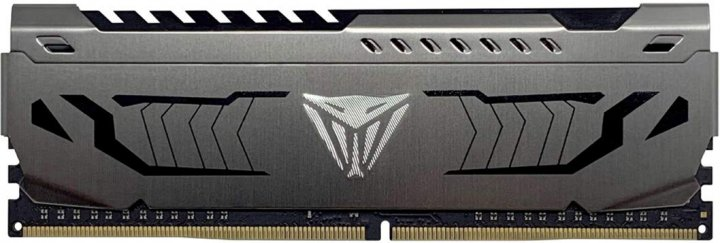 Оперативна пам'ять Patriot DDR4-3200 8192MB PC4-25600 Viper Steel (PVS48G320C6) - зображення 1