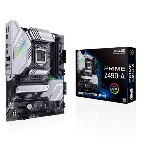 Материнская плата Asus Prime Z490-A Socket 1200 - изображение 1