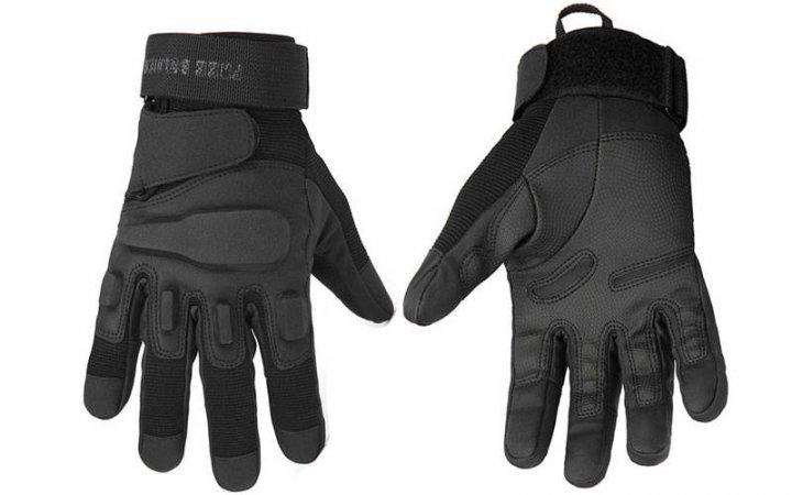 Перчатки тактические с закрытыми пальцами BLACKHAWK BC-4468 /2 (р-р L, черный) - изображение 1