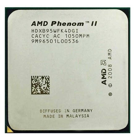 Процесор AMD Phenom II X4 B95 3,0 GHz AM3 Б/У - зображення 1