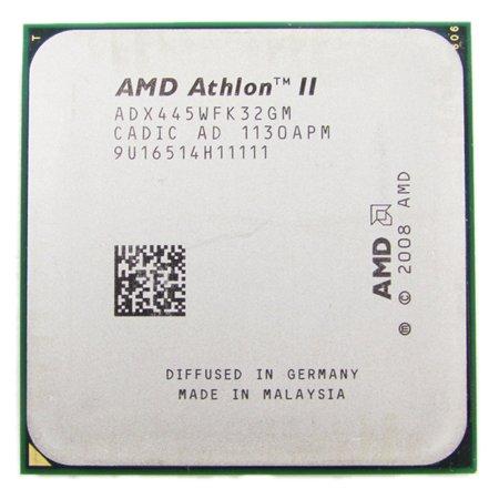 Процессор AMD Athlon II X3 445 3,1GHz AM3 Б/У - изображение 1