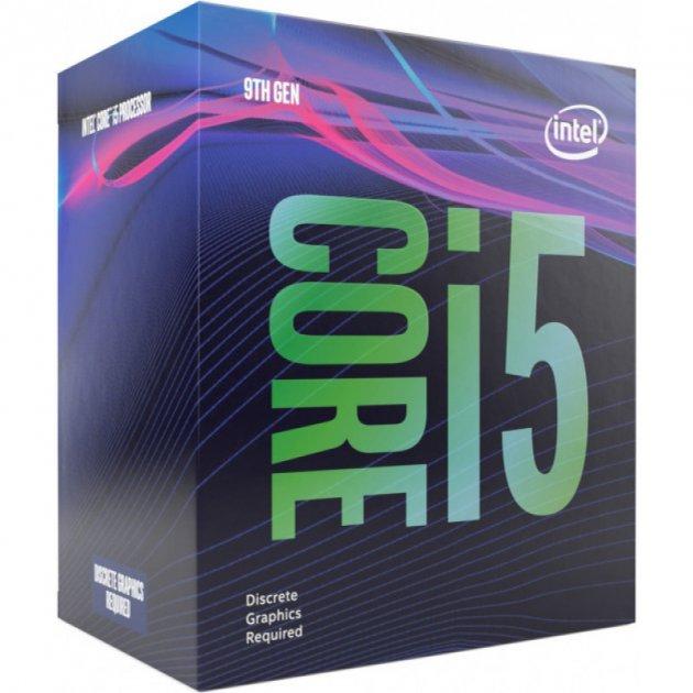 Процессор Intel Core i5_9400F 2.9GHz/8GT/s/9MB (BX80684I59400F) s1151 BOX - изображение 1