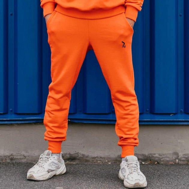 Спортивные штаны Over Drive Jog оранжевые M - изображение 1