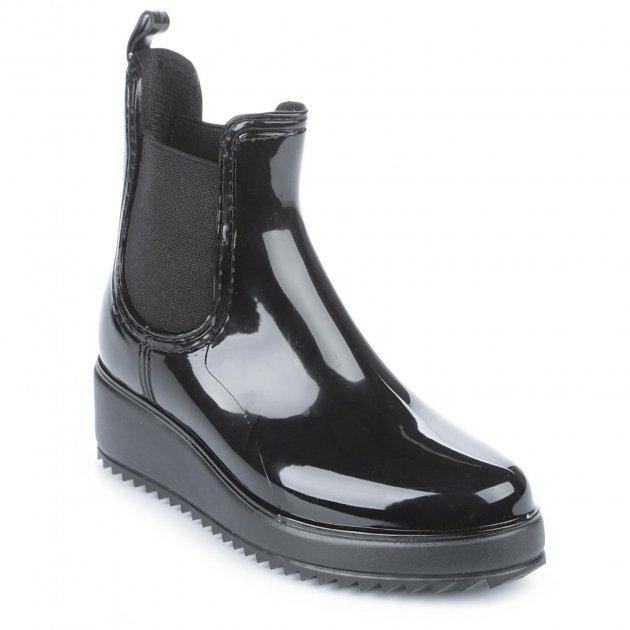 Резиновая обувь женские Casual Кеж-9020-191 black-191 40 Ар.91904040 - изображение 1
